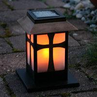 Velas y farolillos solares para cementerios tfv solar - Farolillos para velas ...