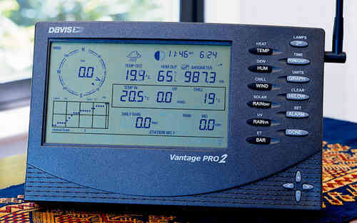 Pdf manual for davis other vantage pro2 iss with fan aspirated.