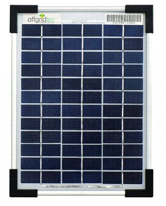 M dulos solares tfv solar for Panel solar pequeno