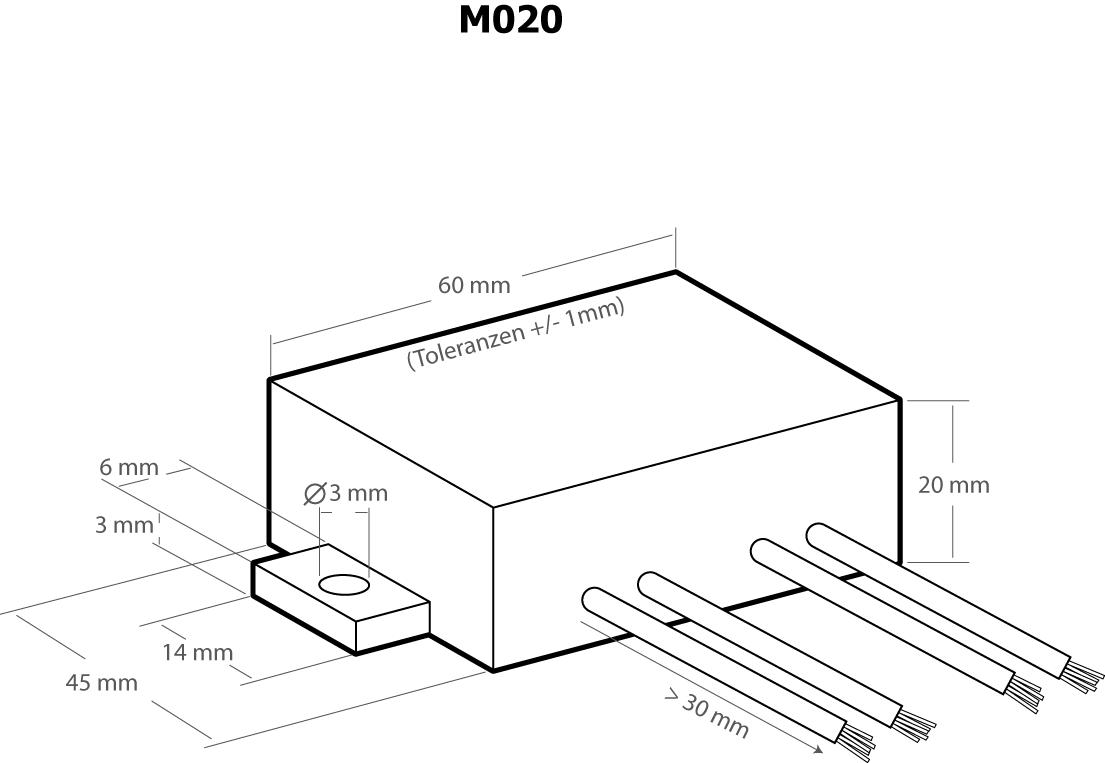 transformador de tensi u00f3n 24-12v  1 1a - m020 - tfv