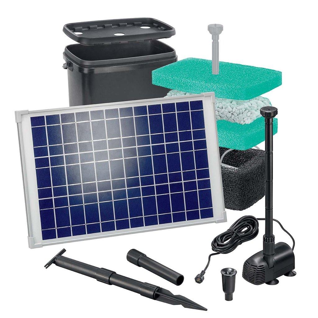 Filtros estanques tfv solar for Filtro solar para estanque