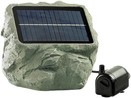 Fuente solar biosfera tfv solar - Fuente para pajaros ...