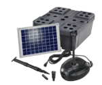 Kit solar de filtrado estanques Pro 630