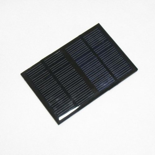 Célula solar mono PET 12V 1,4Wp 110x85mm