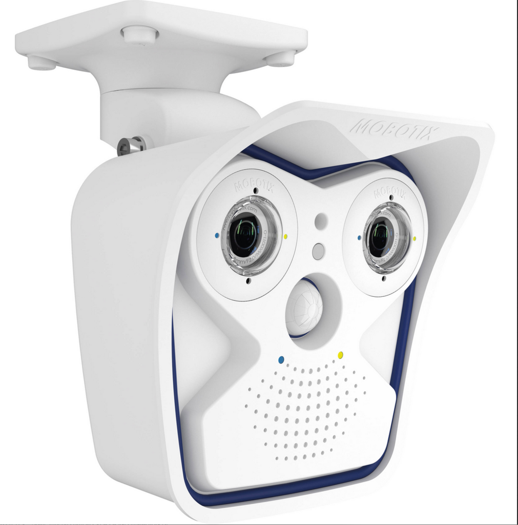 Cámara IP doble sensor Mobotix M15 Allround Dual