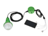 Kit solar iluminación led 3 x 3W + USB
