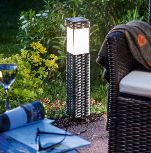 Luz solar tfv solar - Lamparas solares para jardin ...