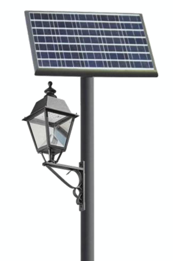 Faroles para jardines y exteriores lampara aplique farol for Focos solares jardin