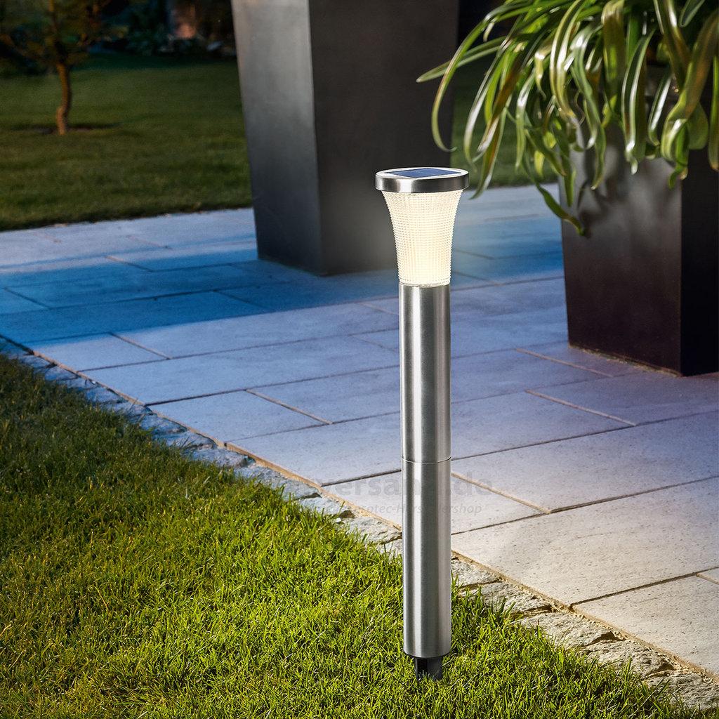 Dorable farolas para jardin ilustraci n ideas de for Farolas solares jardin