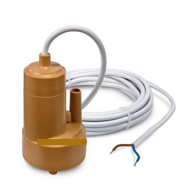 Bomba de agua sumergible 12v 10 metros 1000l h tfv solar for Bombas de agua para fuentes de jardin