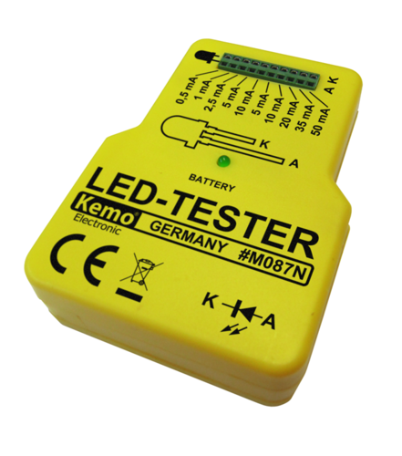 Led Tester - Testeador de Leds
