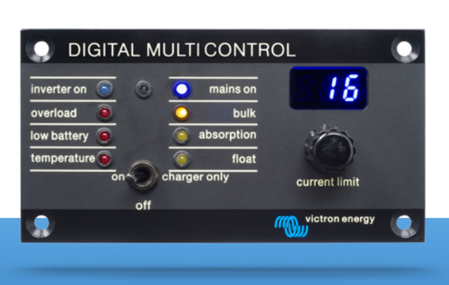 Panel Digital Multi Control 200/200A VICTRON