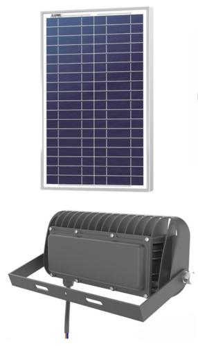 0d12cfd1ac7fd Foco solar Led 10W 6500K 1200 lúmenes.