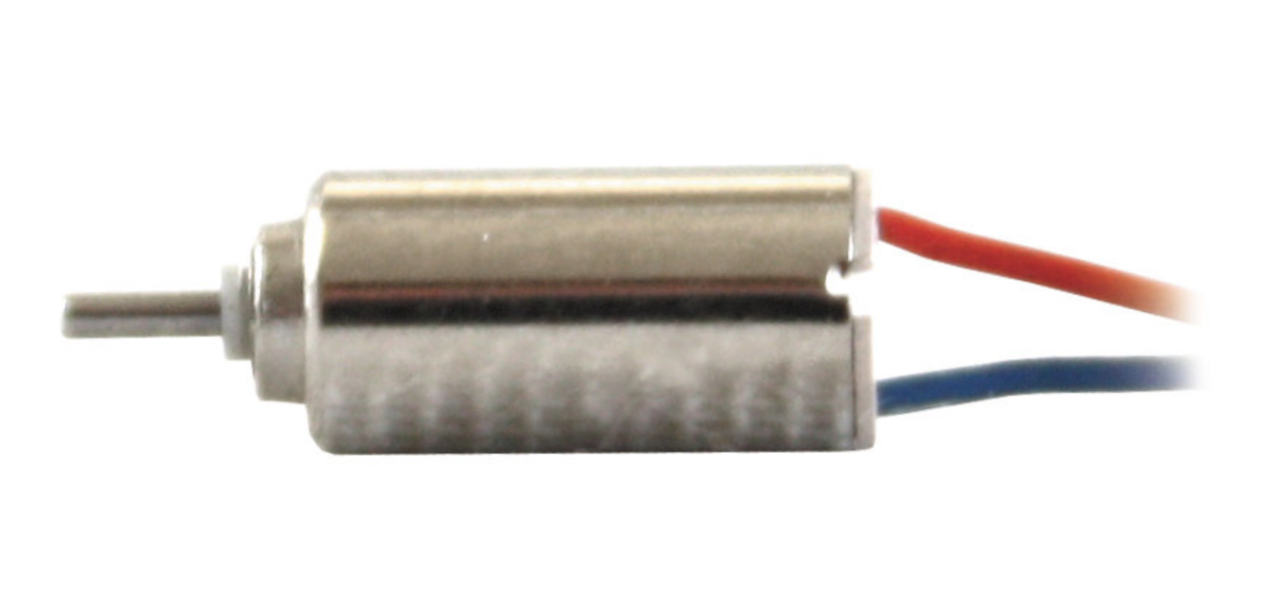 Micromotor 4mm 1,3V 25000rpm